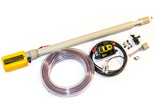 Stem/barrel pump applicator kit